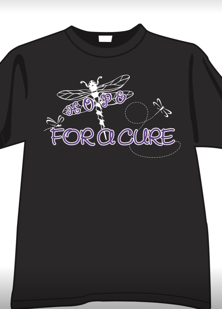 Sharing Hope for a Cure T-Shirt